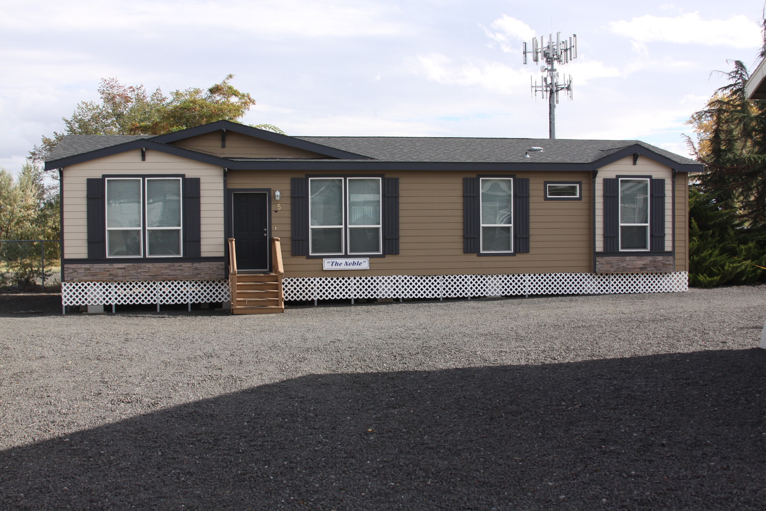 Manufactured Homes in Union Gap & The Dalles - Columbia Manufactured